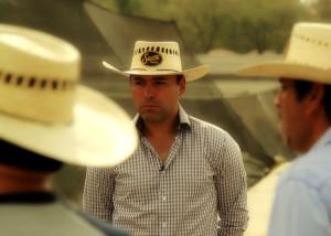 Oscar De La Hoya in Mexico