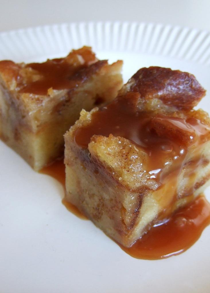 Basic Bread Pudding Recipe Food Republic