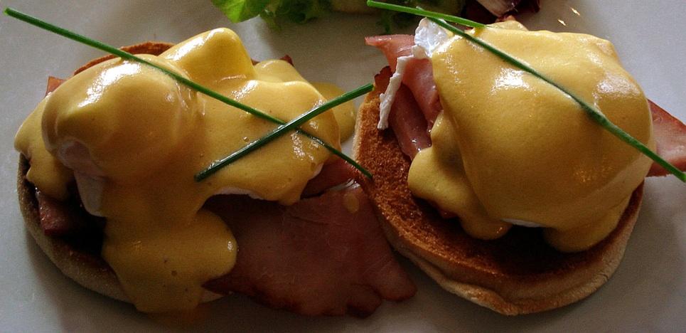 Healthier Eggs Benedict Recipe Food Republic
