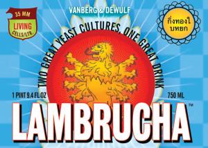 Lambrucha label