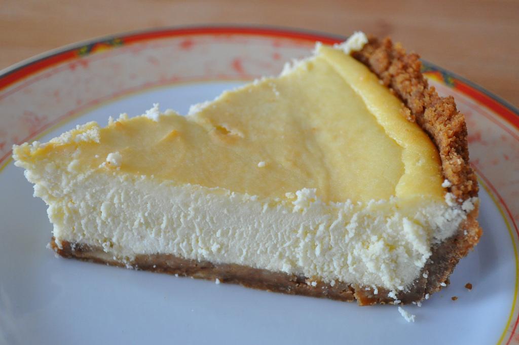 Simple Ricotta Cheesecake Recipe - Food Republic