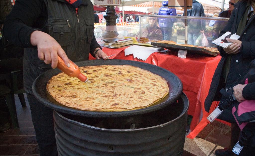 Simple Socca Recipe - Food Republic