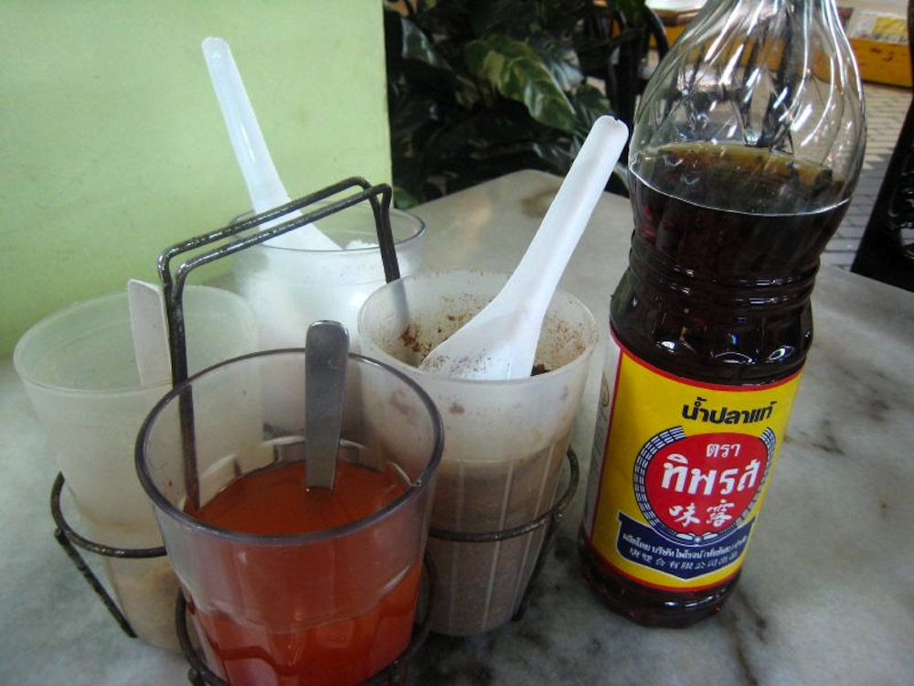 What is fish sauce food republic for Cooking with fish sauce