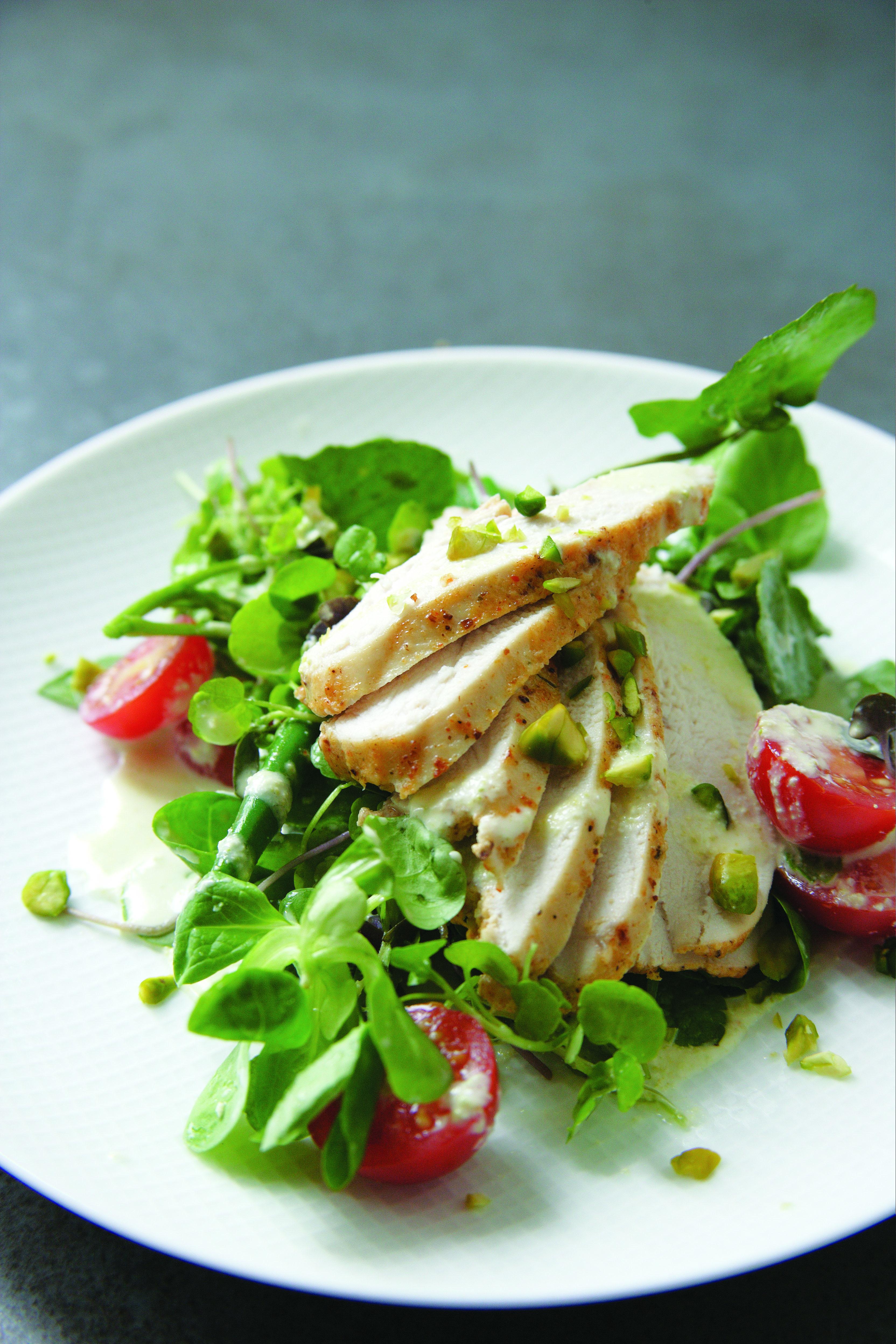 Chicken Tikka Salad Recipe - Food Republic