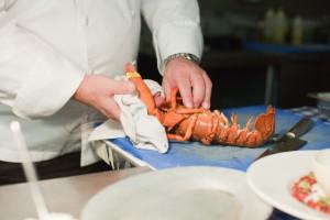 boil lobster