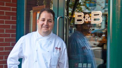 Josh Capon Chef