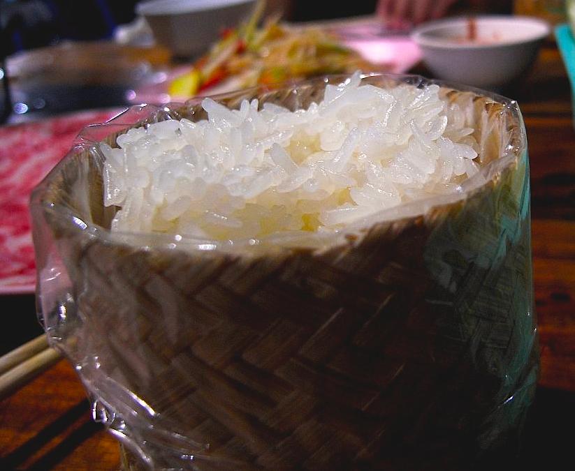 Coconut Sticky Rice Recipe - Food Republic