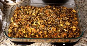 wild rice cornbread stuffing recipe