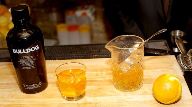 Improved Saffron Gin Cocktail Recipe - Food Republic