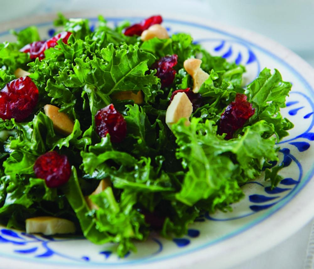 Massaged Kale Salad Recipe - Food Republic