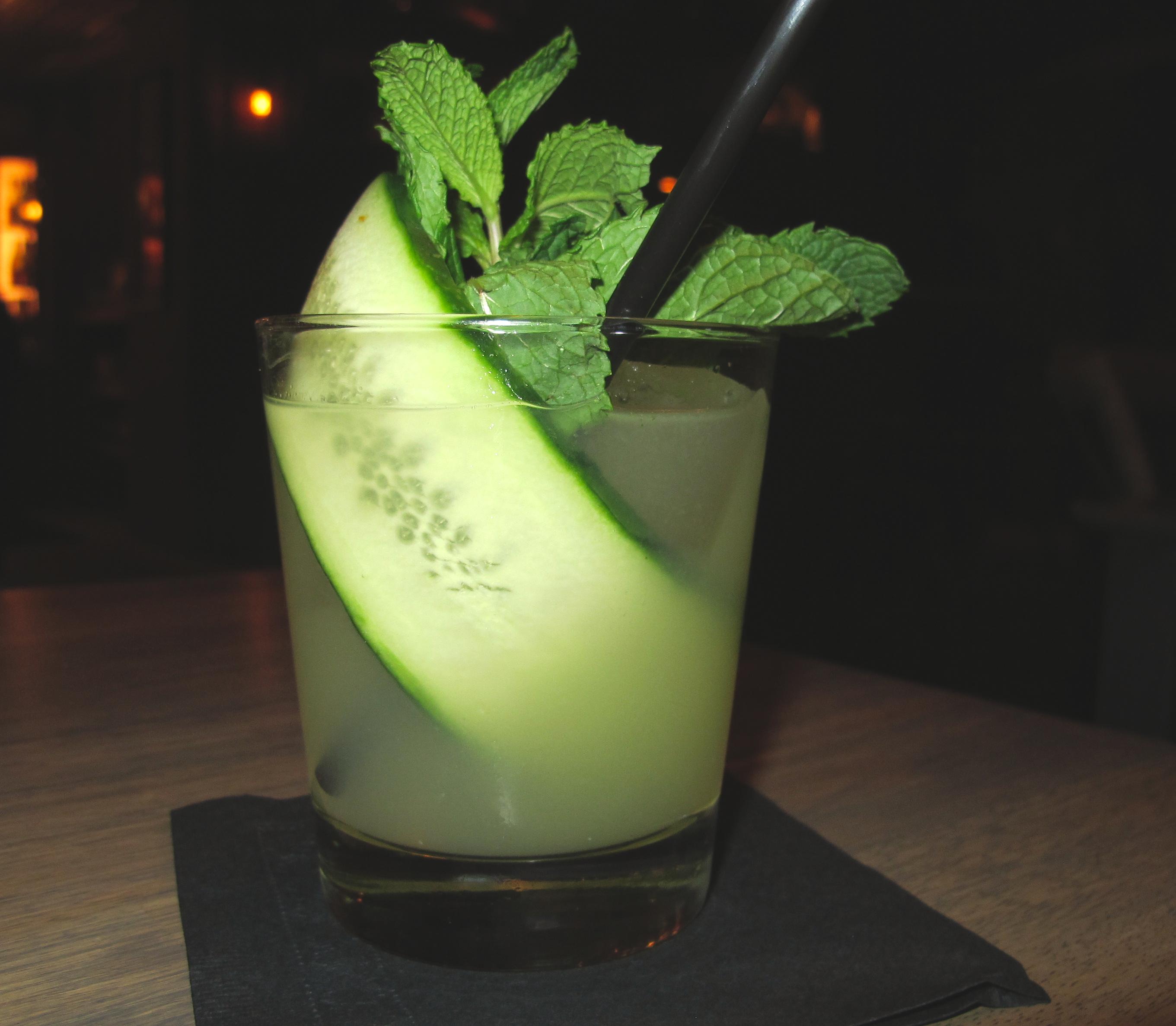The Derek Smalls Cocktail