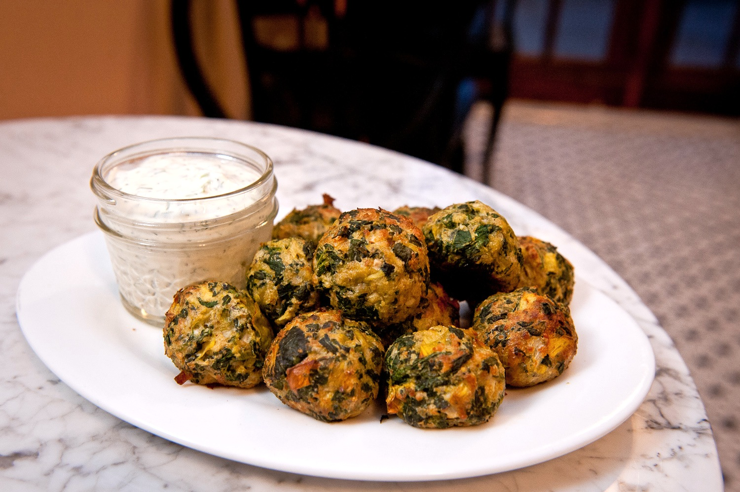 Spinach Artichoke Balls Recipe - Food Republic
