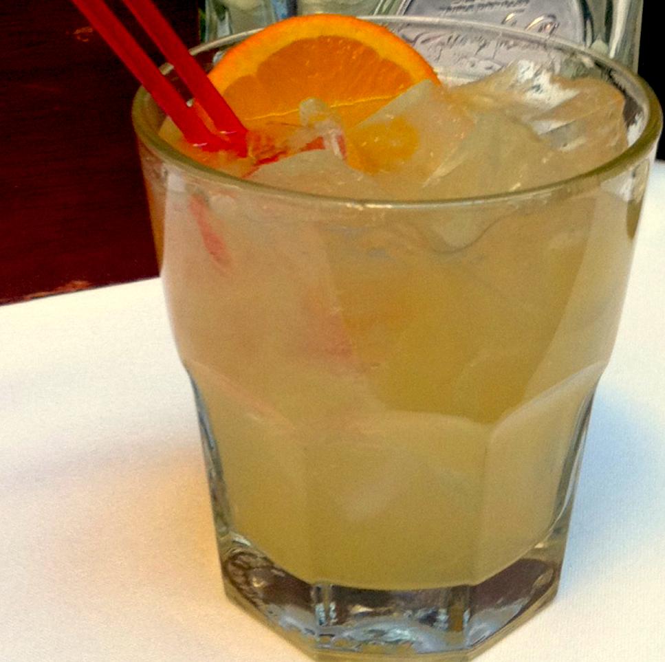 El Flor de Humo Cocktail - Food Republic