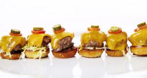 mini cheeseburgers recipe