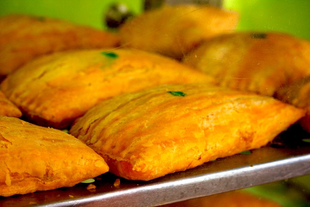 meat pie du jour jamaican beef patties  food republic