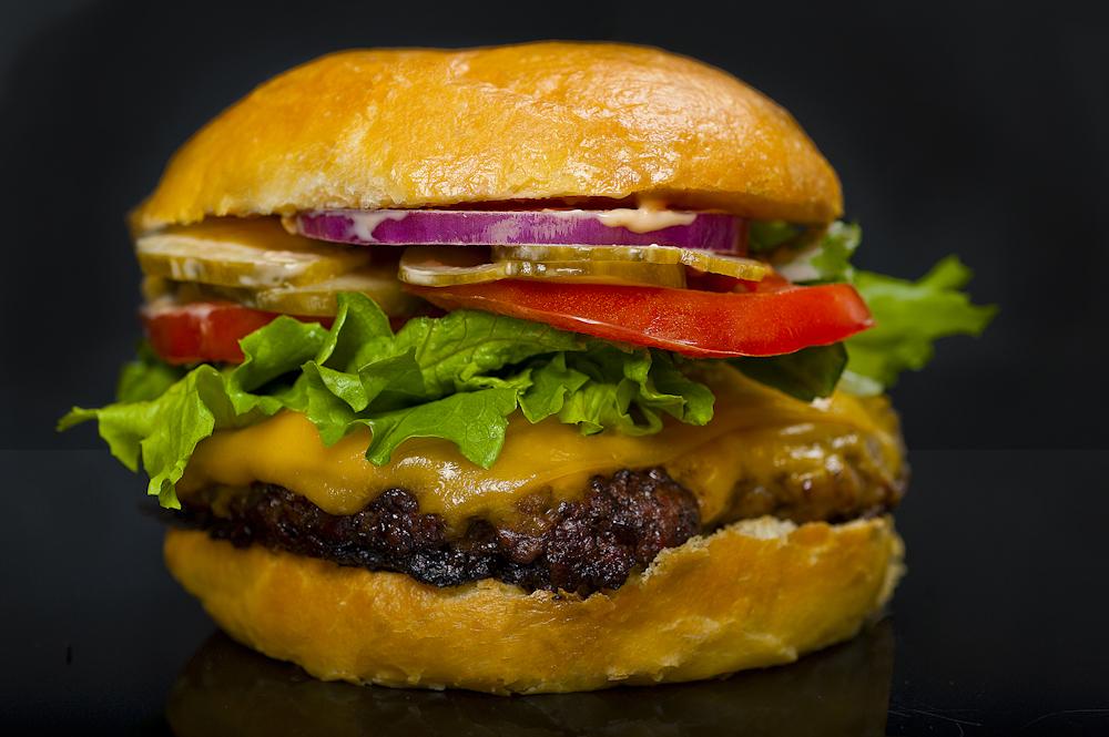 All American Cheeseburger Recipe Food Republic