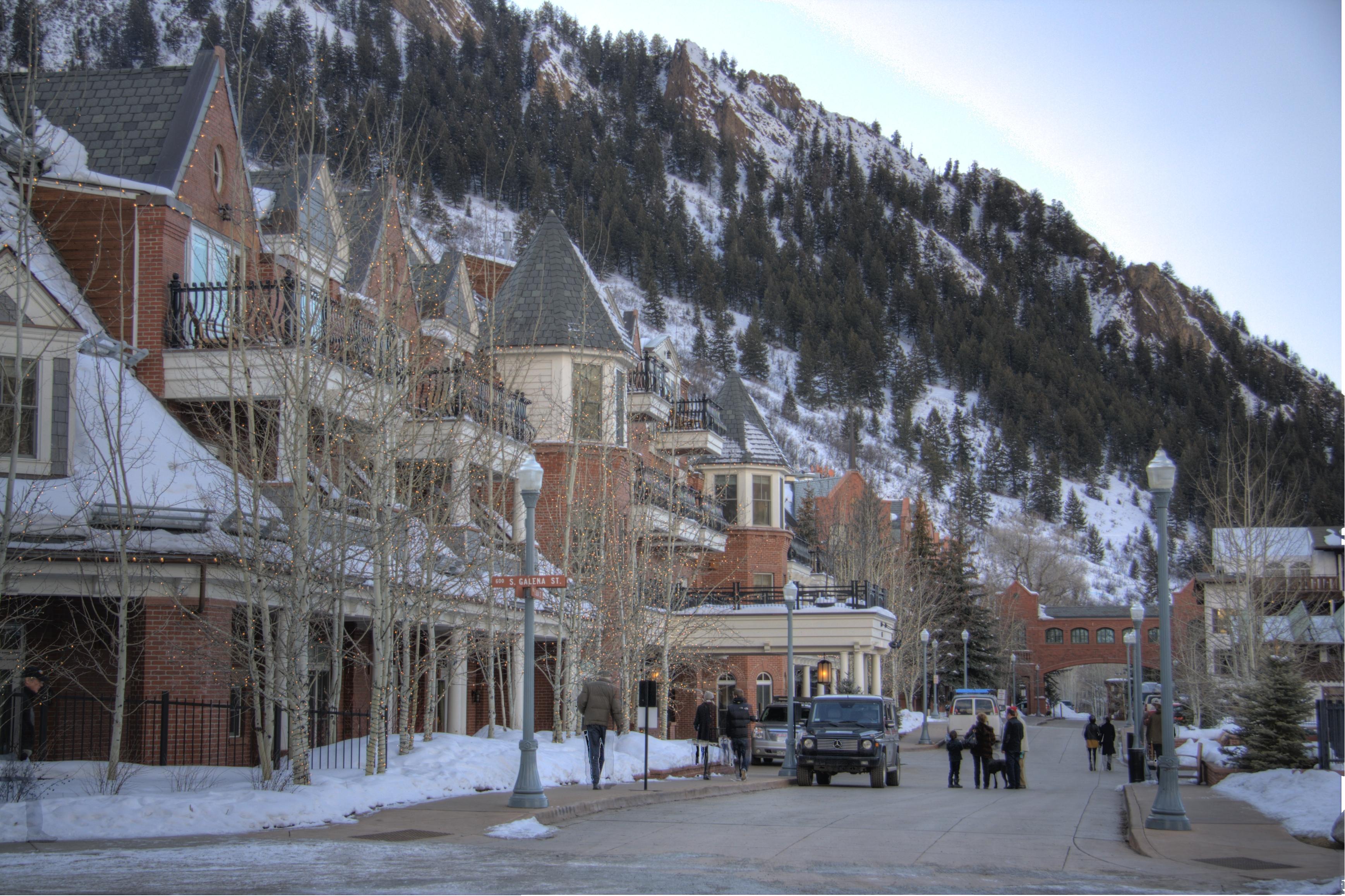 Top 10 Restaurants In Aspen Colorado Food Republic