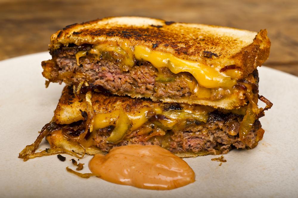 Classic Patty Melt Recipe - Food Republic