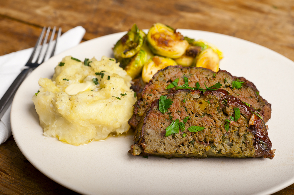 Easy meatloaf recipe food republic forumfinder Gallery