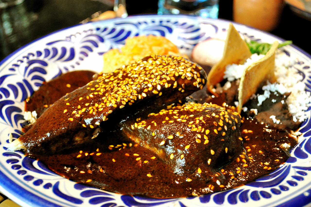 Image result for mole poblano