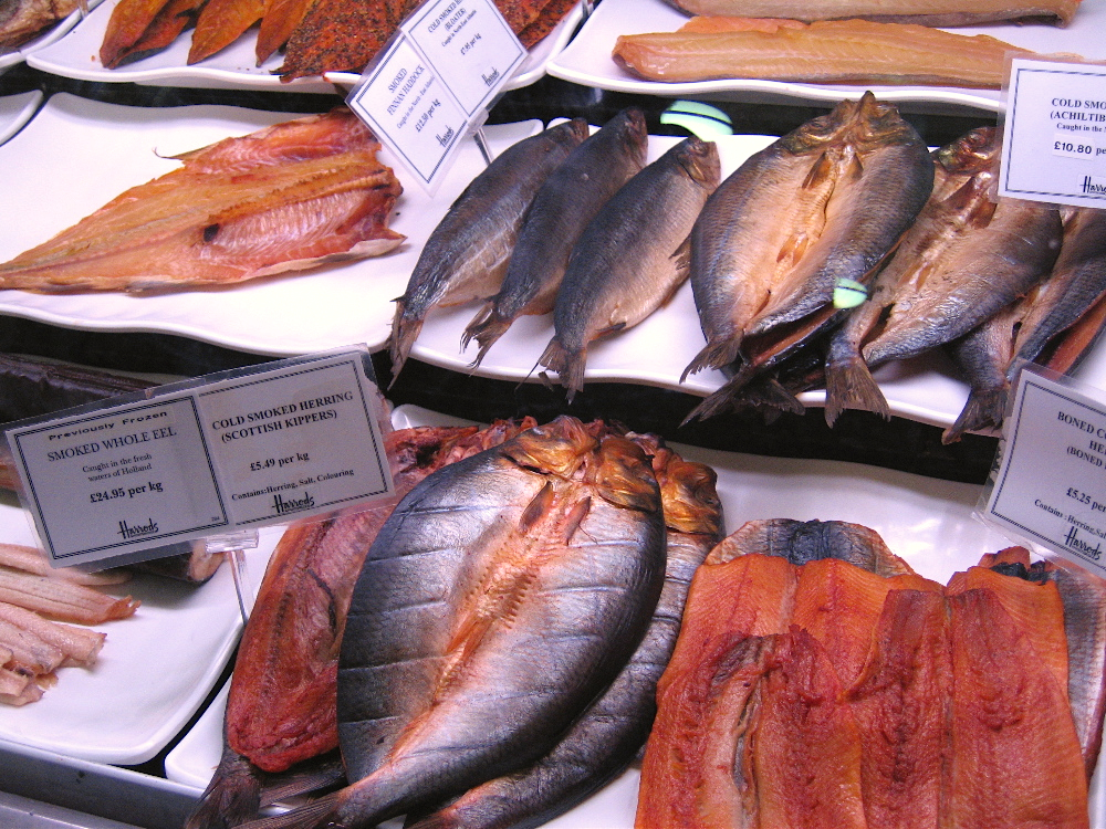 There are other smoked fish in the sea food republic for Other fish in the sea
