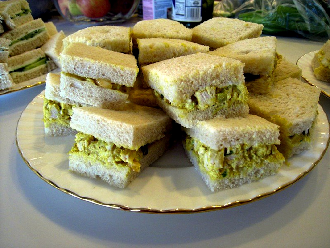 What The Hell Is Coronation Chicken? - Food Republic