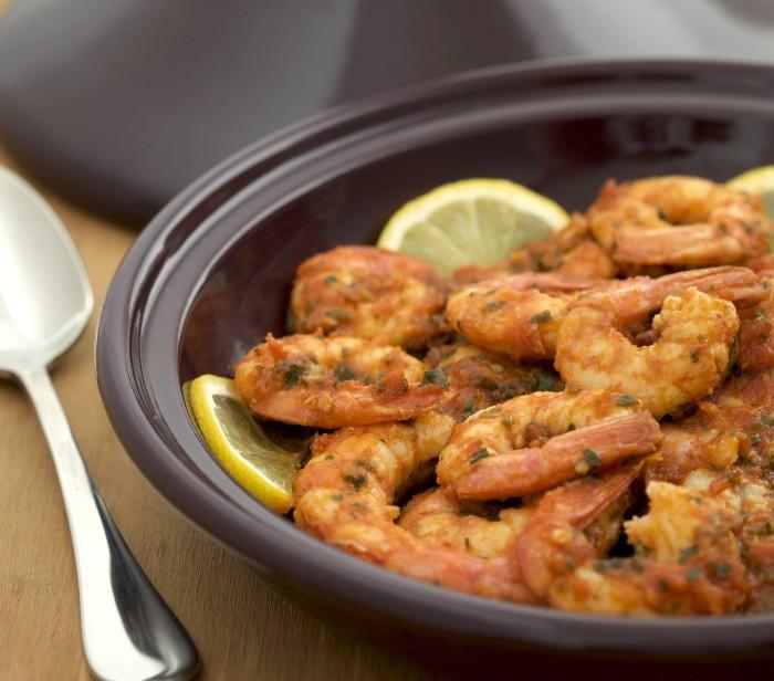 shrimp tagine recipe