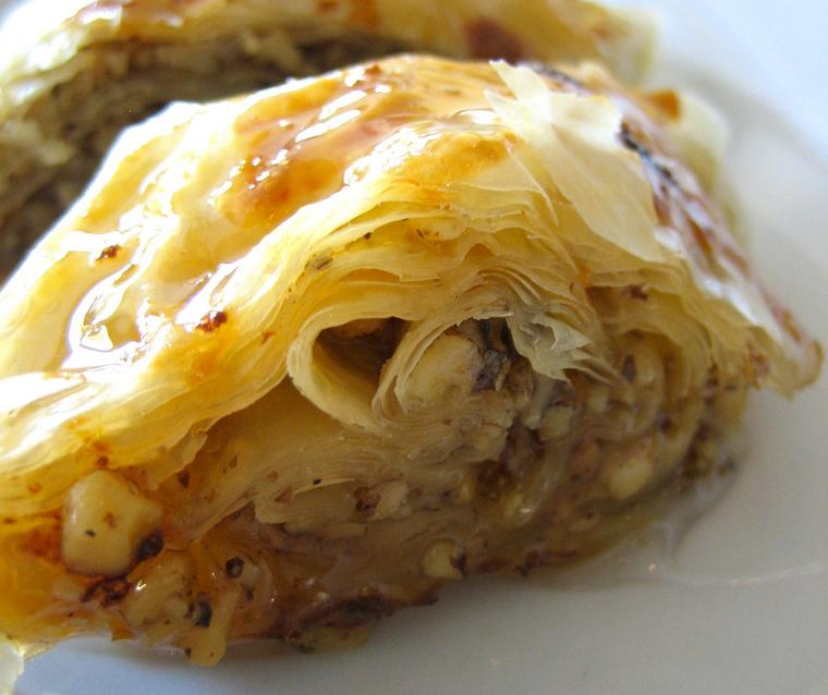 Simple baklava recipe food republic forumfinder Image collections
