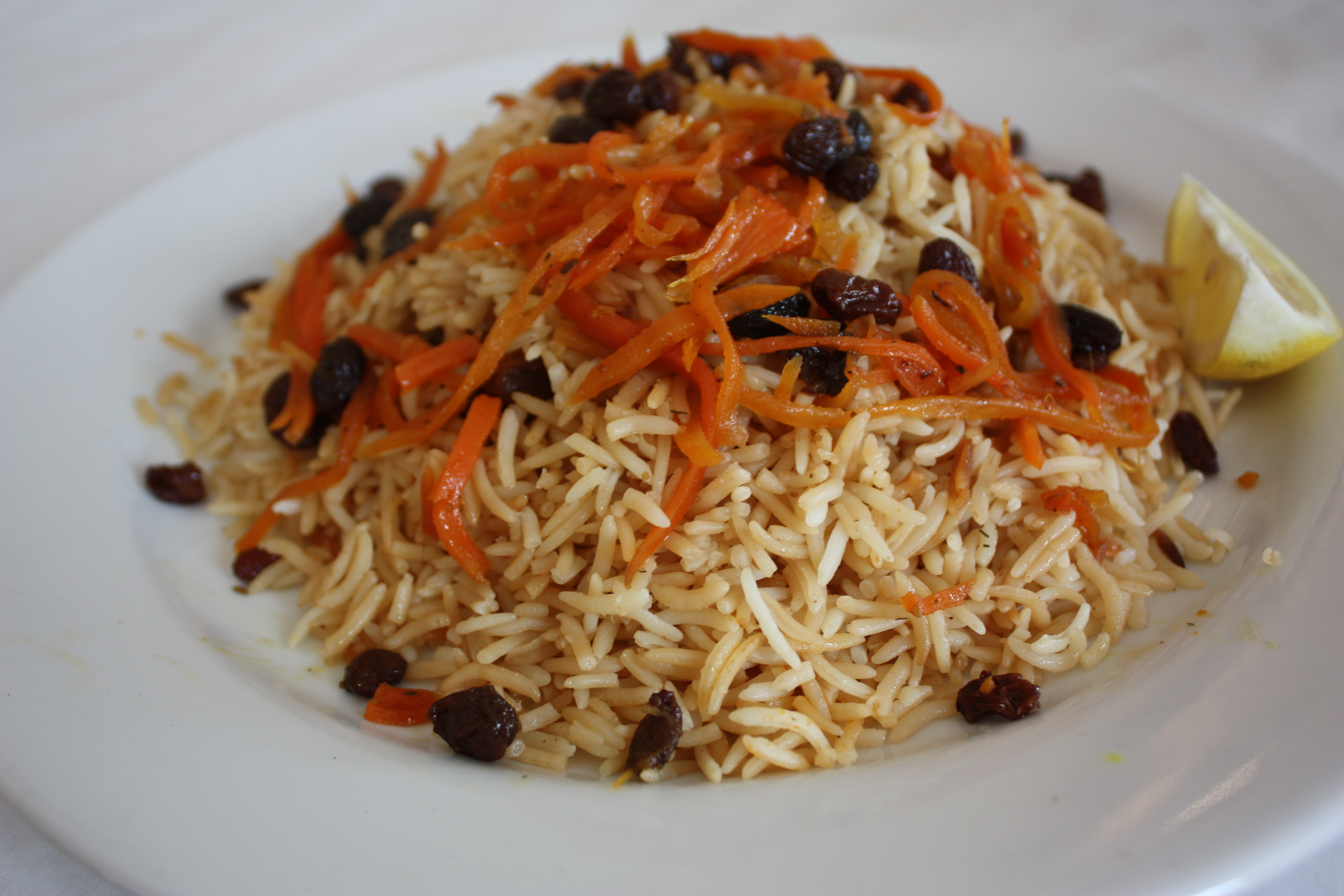 afghanistan food recipes