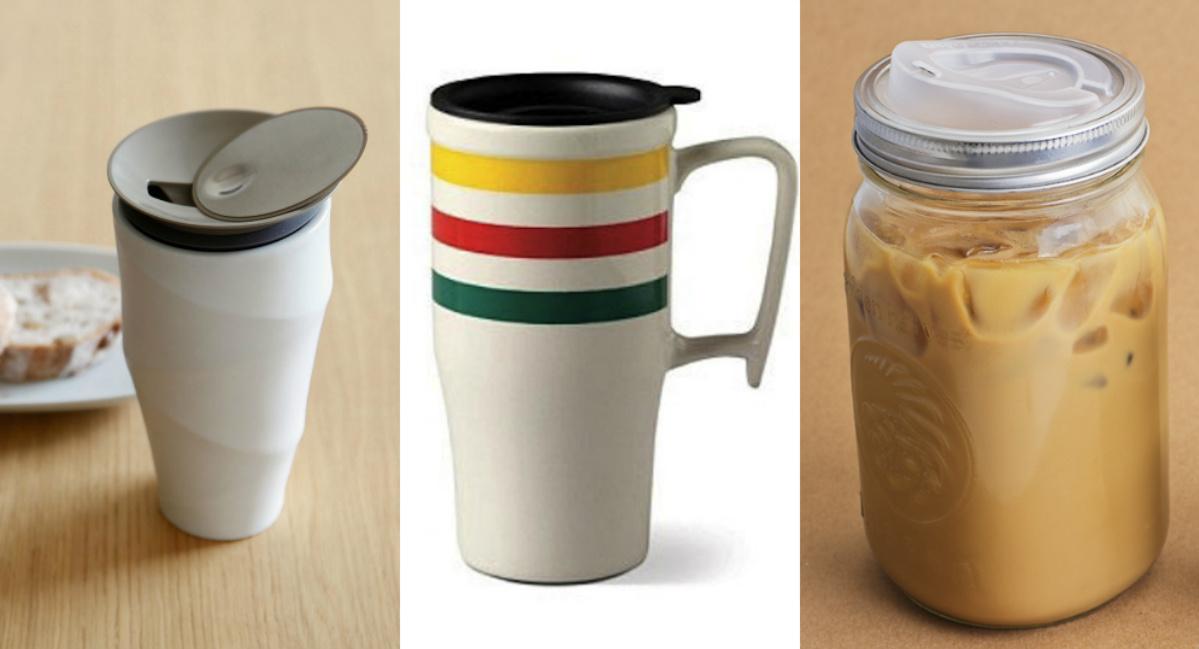 Coffee Transportation Five Cool Travel Mugs Food Republic