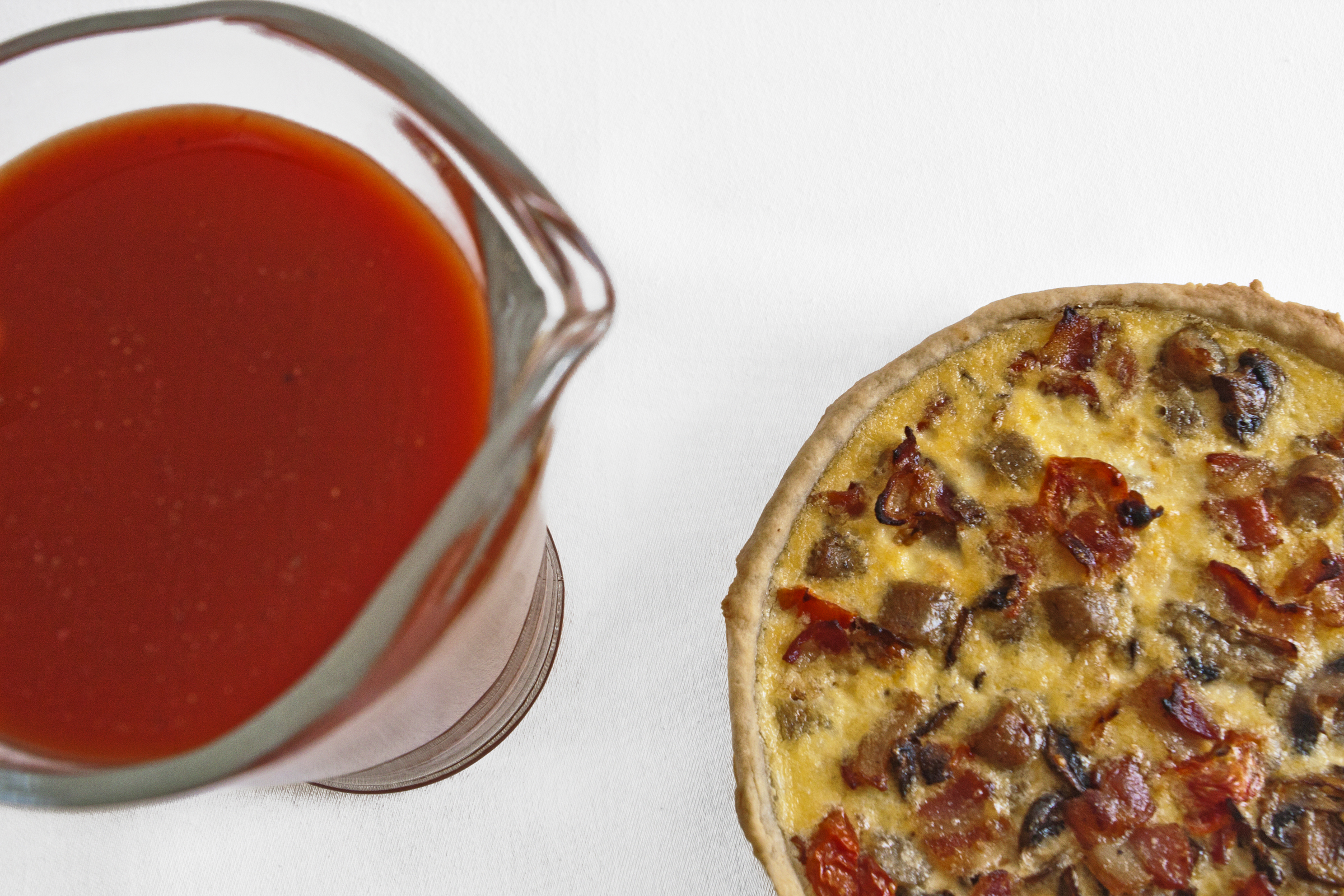 The full english breakfast quiche food republic forumfinder Choice Image