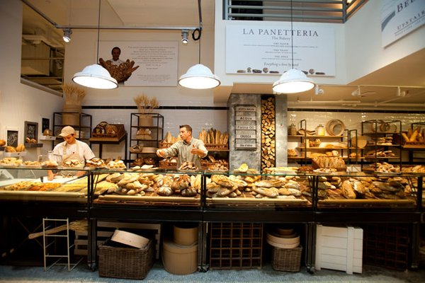 Do all grocery stores need to learn from eataly food for Logika arredamenti