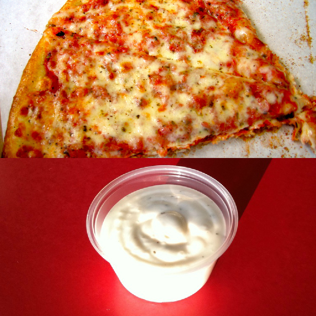 The exact origin of ranch dressing used on pizza is cloaked in mystery. Rumor has it that the trend began when college students began dunking their pizza slices into sides of ranch dressing at a pizza place where salad was also offered.4/5(16).