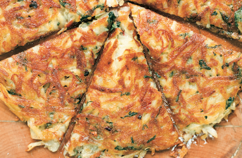 Potato Galettes With Sage Recipe - Food Republic