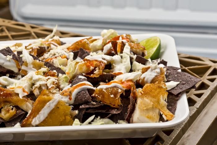 fish nachos recipe