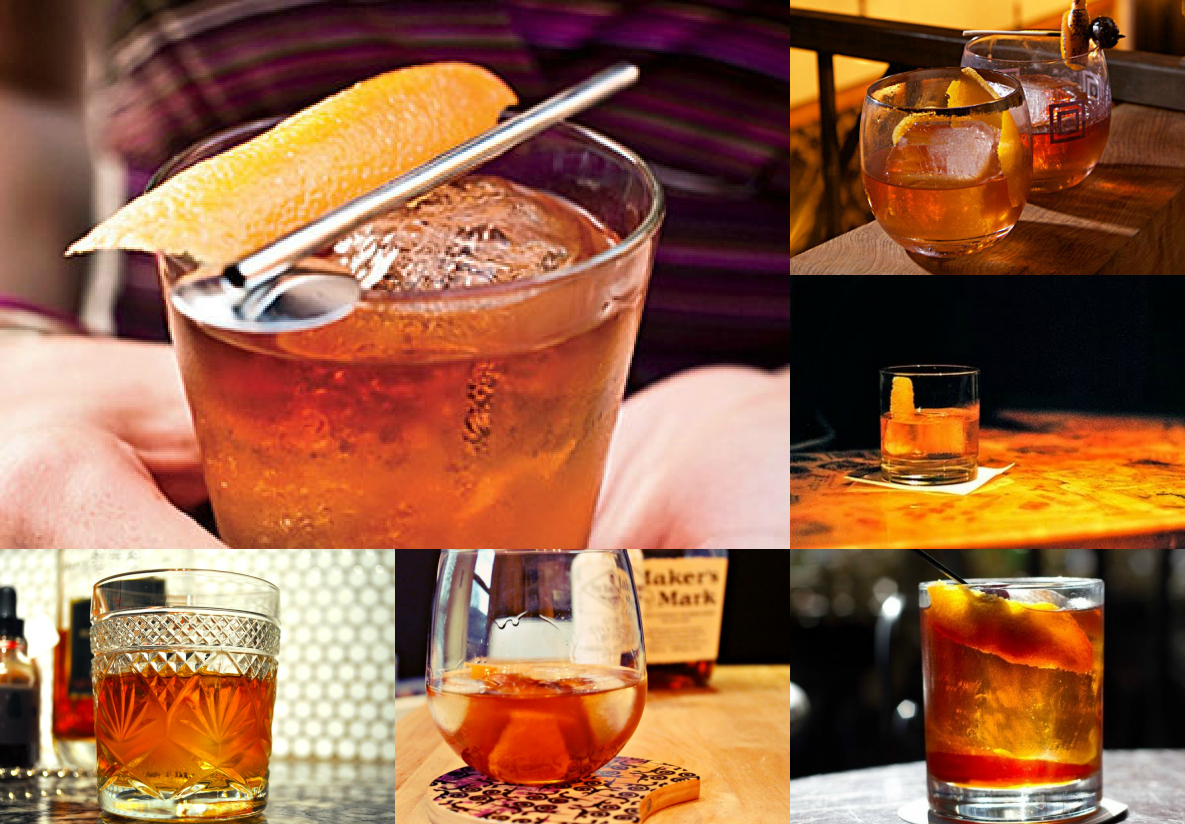 35 New Ways To Mix An Old Fashioned