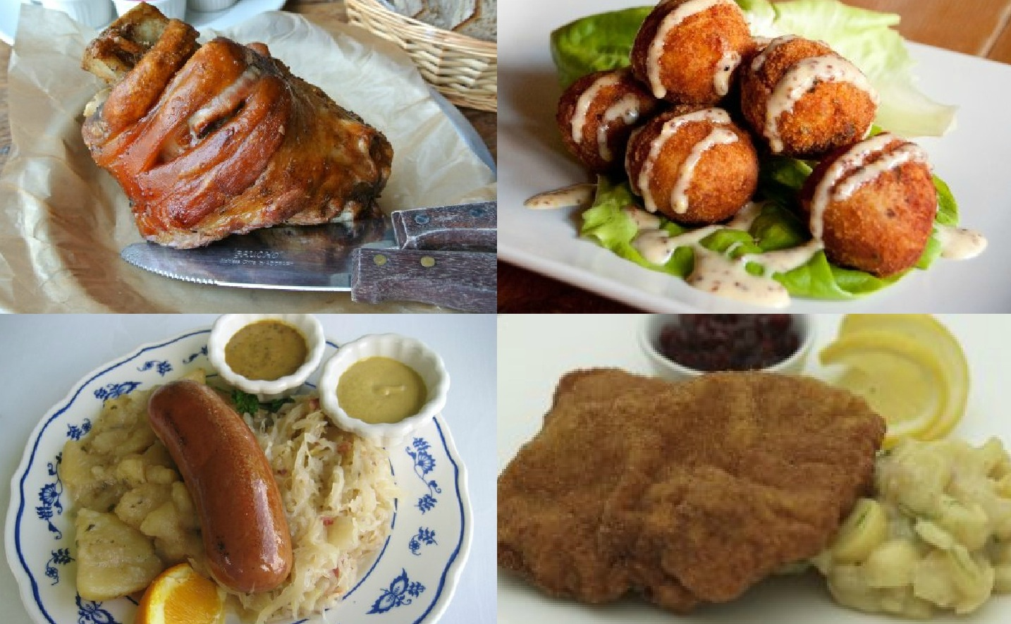 French Food Dishes Recipes