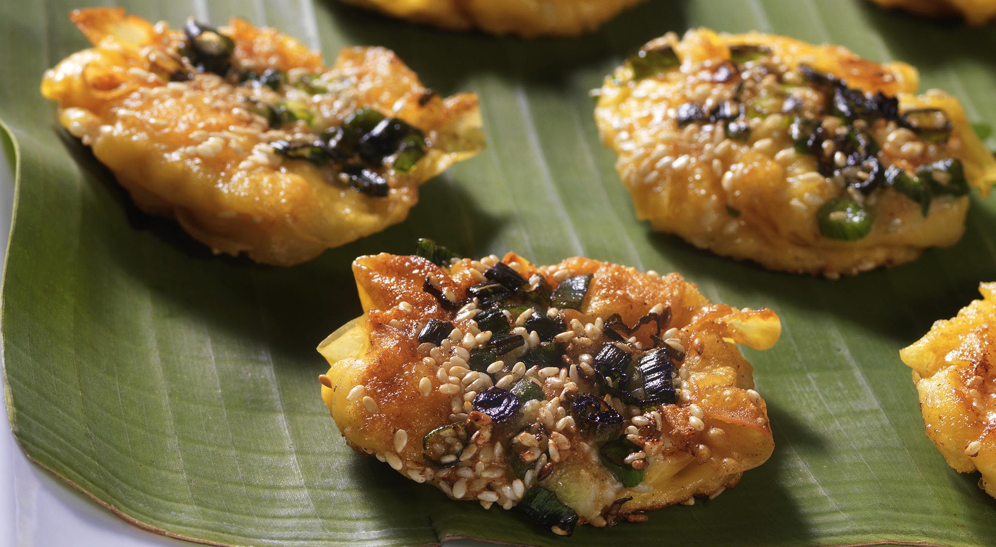 Smashed Shrimp Shumai Recipe - Food Republic