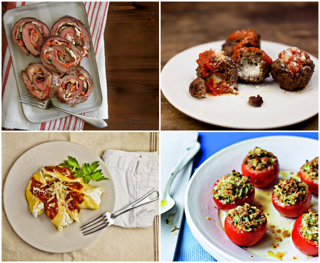 12 ideas for dinner tonight