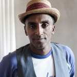 Marcus Samuelsson is this year's Chef Chair.