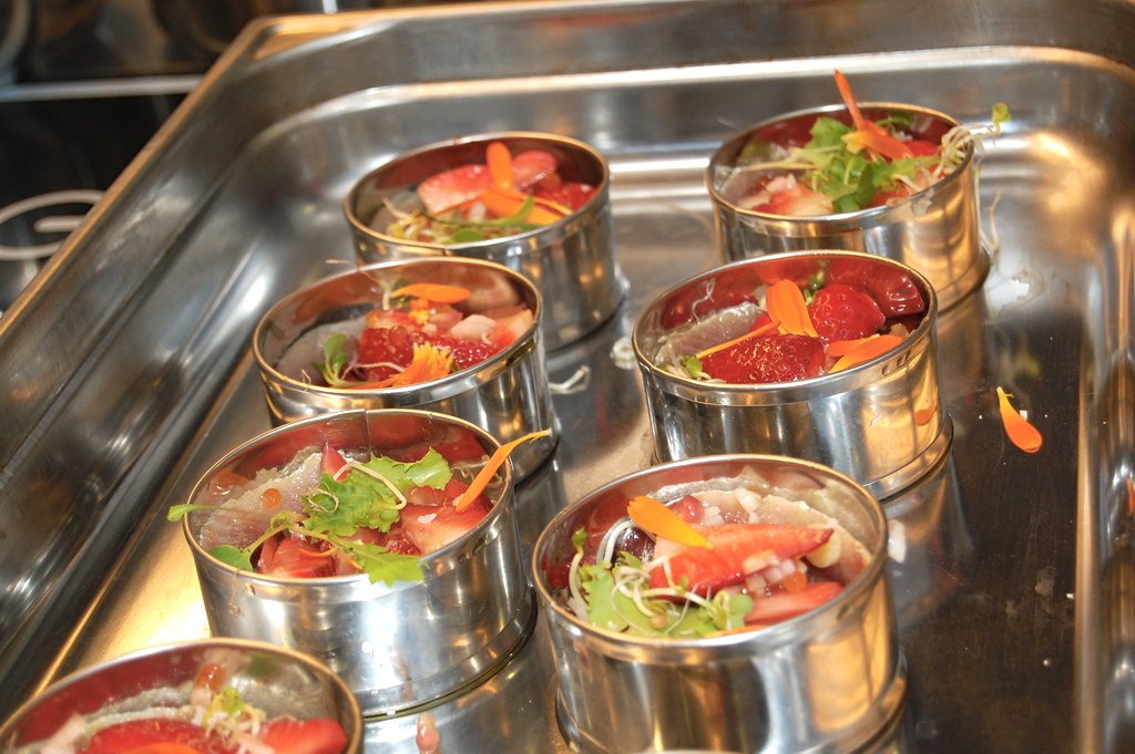 Ring Molds Food