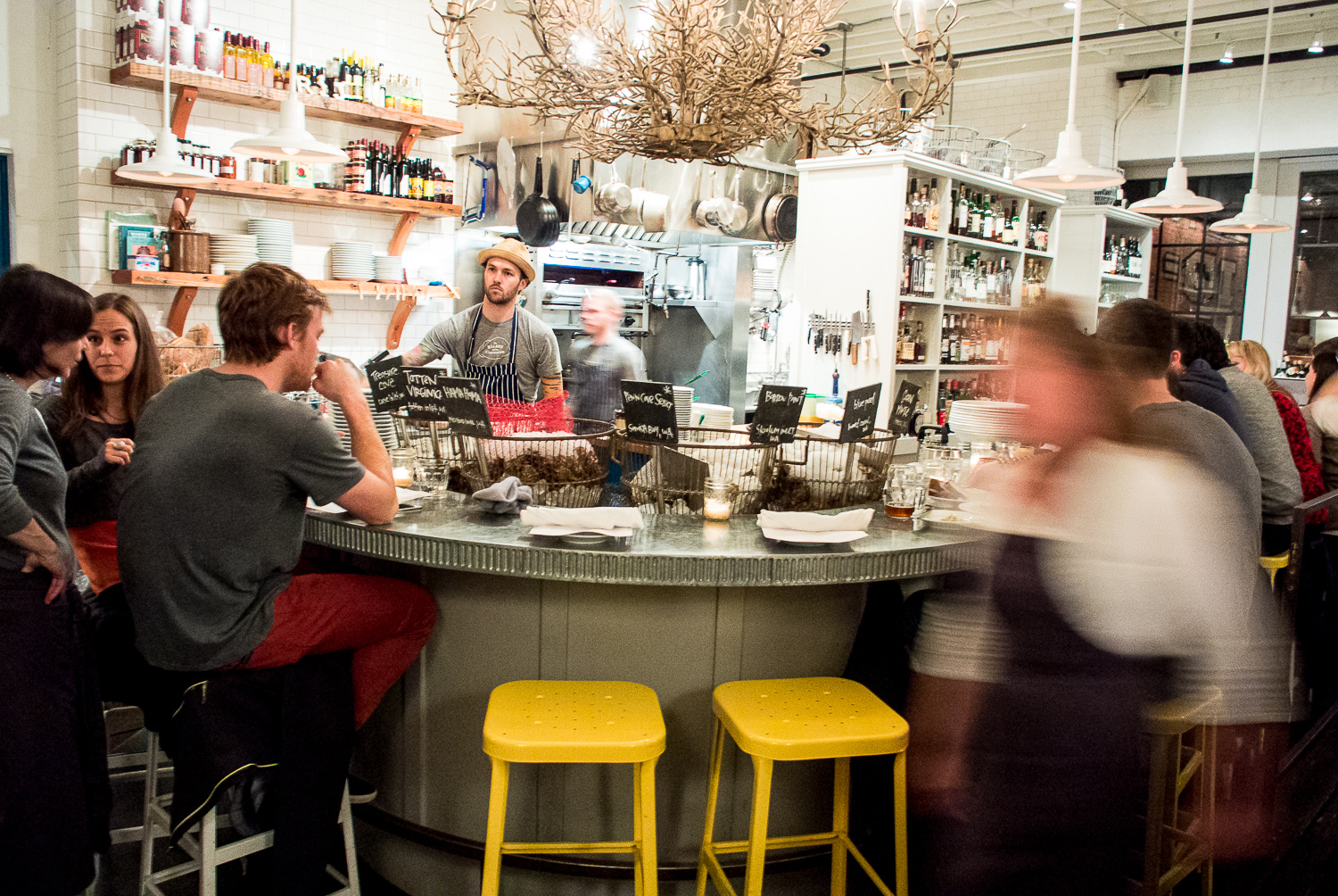 Seattle: 9 Places To Eat And Drink Seriously Well In Ballard