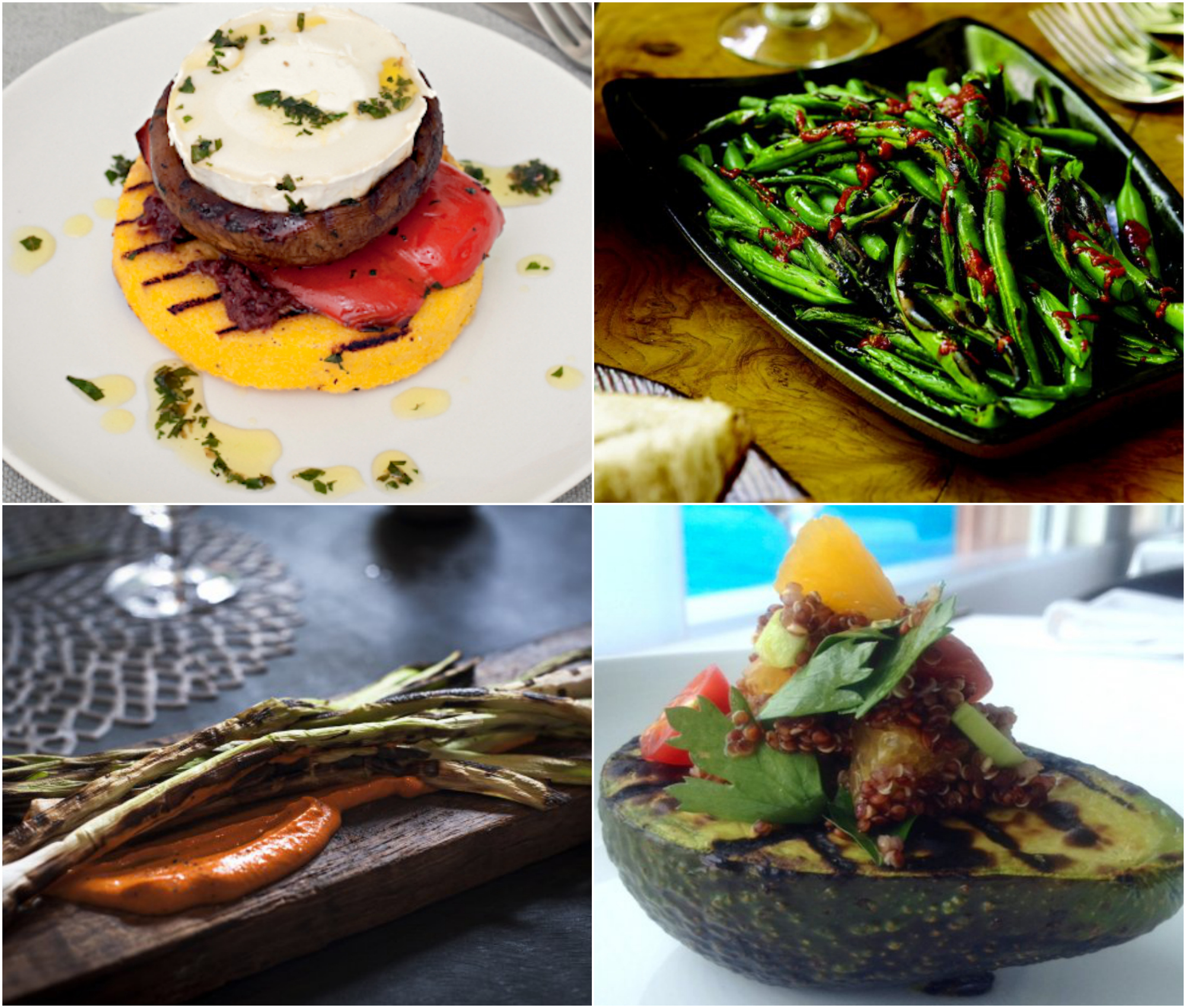 9 Ideas For Dinner Tonight: Grilled Vegetables