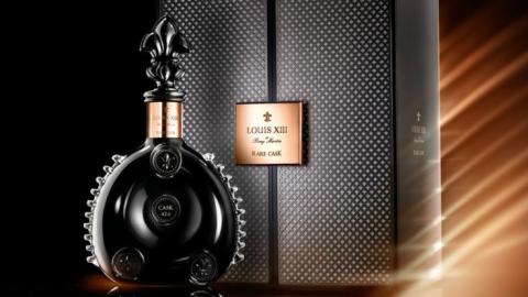 What It Feels Like To Drink A $22,000 Bottle Of Rare Cask Cognac