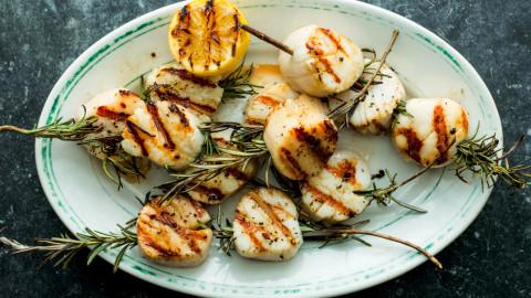 rosemary scallops recipe