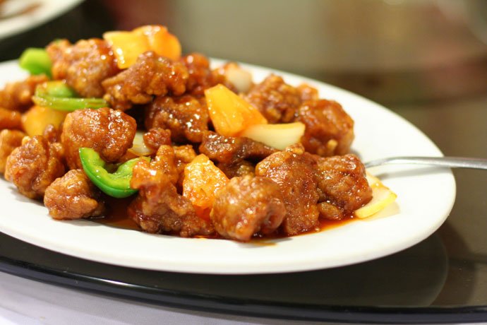 How Sweet And Sour Pork Can Determine A Chinese Chef's ...