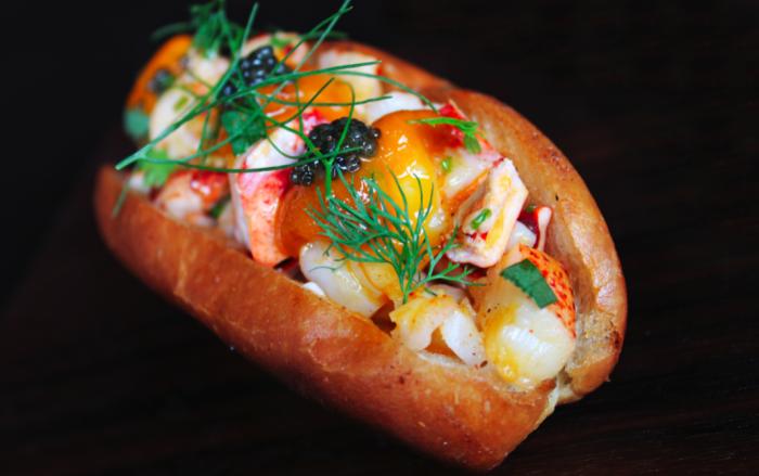 World Premiere: Manon's Off-The-Menu Lobster Roll With Uni And Caviar Recipe