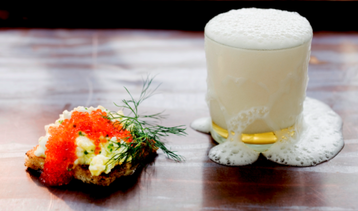 Get ready for a truly decadent breakfast. (Photo: Björn Tesch.)