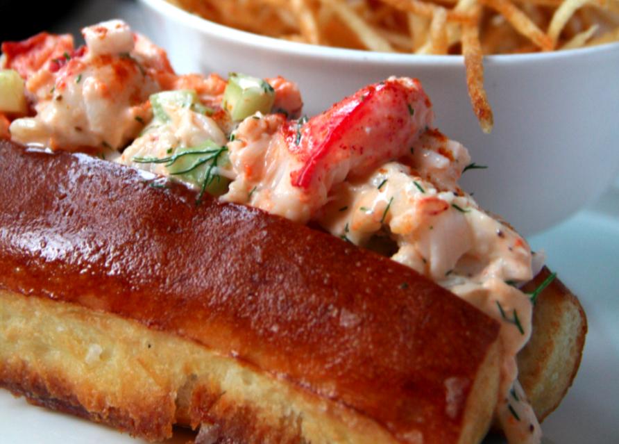 John Dory Oyster Bar's Lobster Roll Recipe - Food Republic