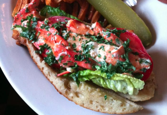 Cafe Miranda Lobster 'Roll' Recipe